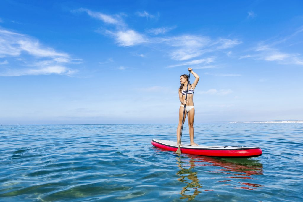 How to Make a Paddleboard