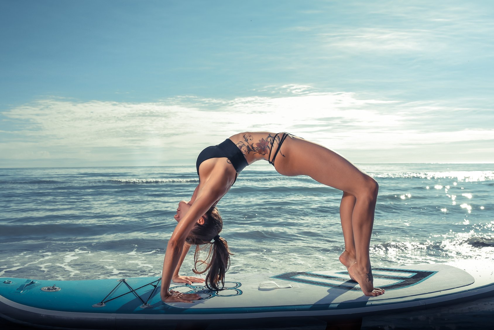 Stand Up Paddleboard Techniques