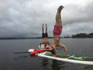 Top 5 Best Paddle Boards For Yoga and User Guide 2020