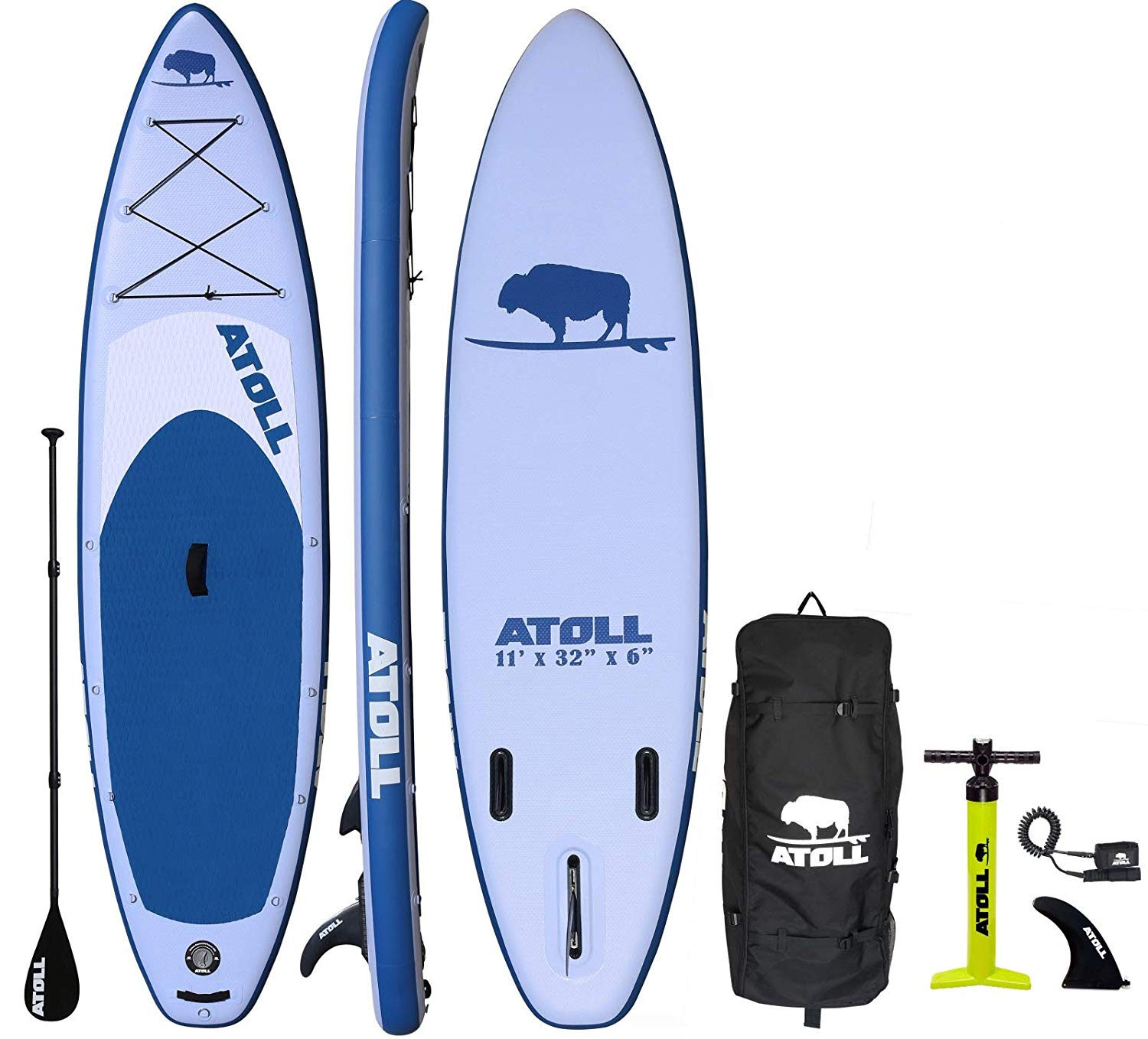 Atoll 11'Inflattable Paddle Board