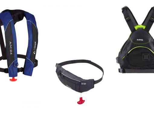 Best PFD's for Stand Up Paddleboard's ( SUP )