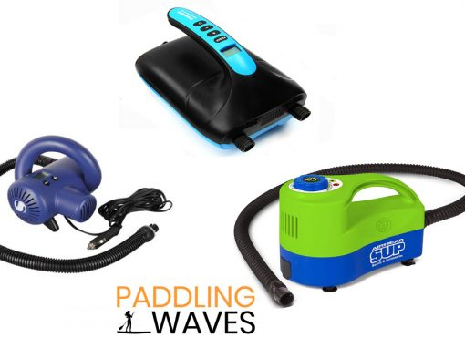 Top 8 Best SUP Electric Pumps For Inflatable Paddle Boards Reviewed