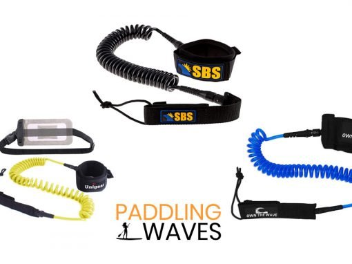Top 9 Best Stand Up Paddle Board Leashes Reviewed