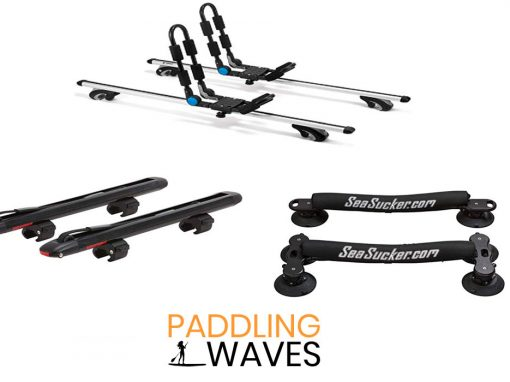 9 Best Paddle Board SUP Roof Racks Reviewed