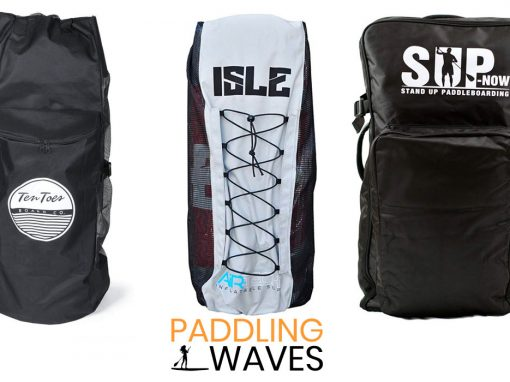 15 Best Stand UP Paddle Board Bags and  Backpacks | SUP covers