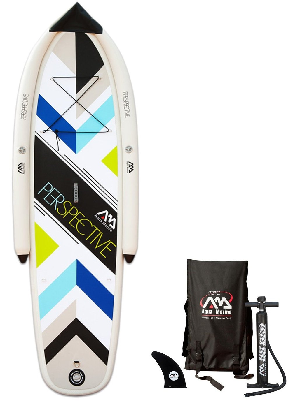 Aqua Marina Inflatable Kids Paddle Board For Beginners