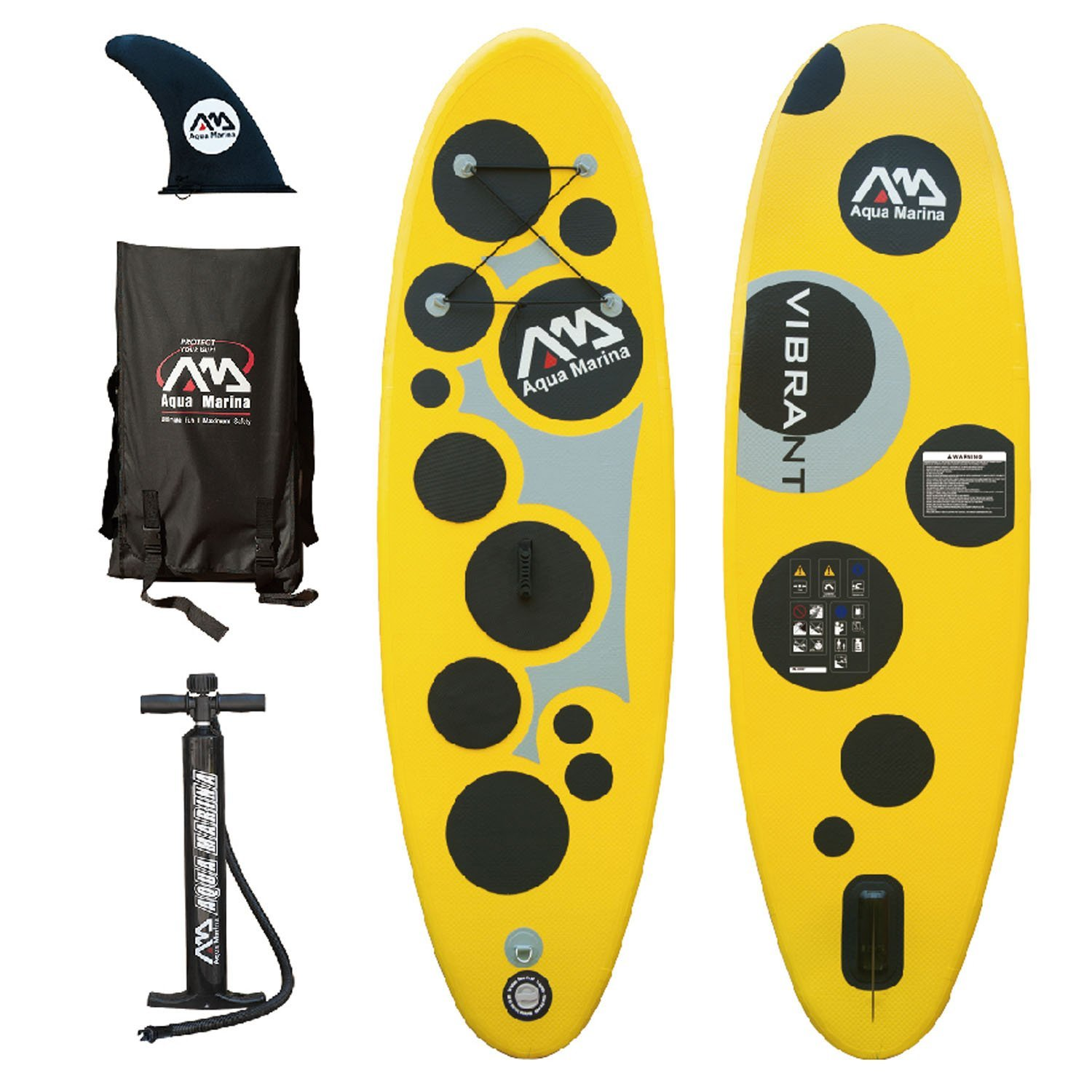 Aqua Marina Inflatable Vibrant Paddle Board For Kids