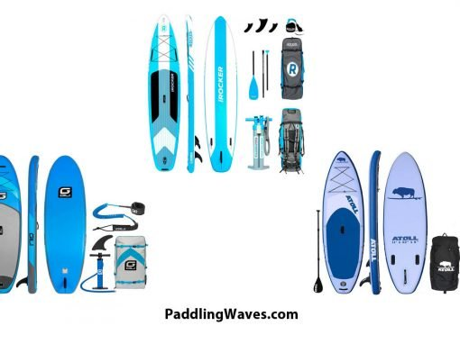 Best Inflatable Stand Up Paddle Boards ( ISUP )