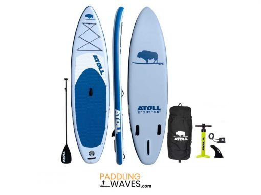 Atoll Paddle Board Review