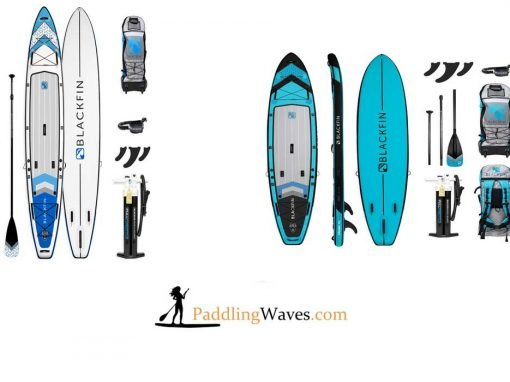 BLACKFIN iSUPs (Stand Up Paddle Boards) Reviewed